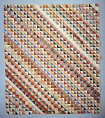 view 1898 Lura Watkin's Pieced Quilt digital asset number 1