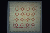 "view 1860 Mary McCrea's ""Crown"" Quilt digital asset number 1"