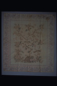 view 1840 - 1850 Hephzibah Jenkins Townsend's Appliqued Child's Quilt digital asset: Overall