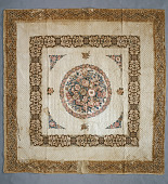 view 1840 - 1860 Appliqued Quilt digital asset number 1
