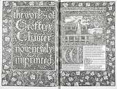 view The Works of Geoffrey Chaucer digital asset number 1