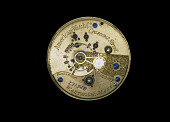 view Watch movement, Waltham digital asset number 1