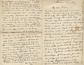 view [In English and French, to Celine Baekeland : letter.] digital asset: [In English and French, to Celine Baekeland : letter.]
