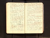 view Leo Baekeland Diary Volume 21, 1916-1917 digital asset number 1