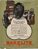 view What Lamson gained hrough changing to a Bakelite Pulley [advertisement] digital asset: What Lamson gained hrough changing to a Bakelite Pulley [advertisement].