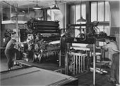 view Offset Press at Rust Craft [photoprint] digital asset: Offset Press at Rust Craft [photoprint].