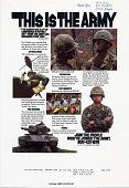 view This is the Army, [color advertisement; tear sheet] digital asset: This is the Army, [color advertisement; tear sheet].