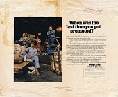 view When was the last time you got promoted? [color advertisement; tear sheet] digital asset: When was the last time you got promoted? [color advertisement; tear sheet].