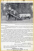 view Dear Mr. Steinway, [from Louise M. Smith, Jabalpur, India] [black & white advertisement; tear sheet] digital asset: Dear Mr. Steinway, [from Louise M. Smith, Jabalpur, India] [black & white advertisement; tear sheet].
