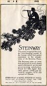 view Steinway [black & white advertisement; tear sheet] digital asset: Steinway [black & white advertisement; tear sheet].