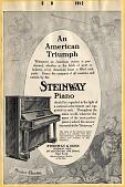 view An American Triumph [black & white advertisement; tear sheet] digital asset: An American Triumph [black & white advertisement; tear sheet].
