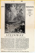 view Steinway / the instrument of the immortals [black & white advertisement; tear sheet] digital asset: Steinway / the instrument of the immortals [black & white advertisement; tear sheet].