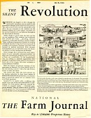 view The Silent Revolution [black & white advertisement; tear sheet] digital asset: The Silent Revolution [black & white advertisement; tear sheet].