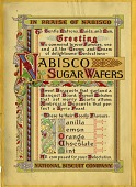 view In Praise of Nabisco. [color advertisement; tear sheet] digital asset: In Praise of Nabisco. [color advertisement; tear sheet].