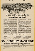 view Is our native stock slowly committing suicide? [black & white advertisement; tear sheet] digital asset: Is our native stock slowly committing suicide? [black & white advertisement; tear sheet].