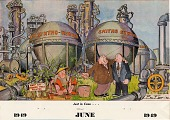 view Warshaw Collection of Business Americana Subject Categories: Calendars digital asset: Just in Case . . . [Calendar illustration].