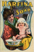 view Harfina Medicated Soap [booklet] digital asset: Harfina Medicated Soap [booklet].