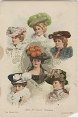 view Warshaw Collection of Business Americana Subject Categories: Hats digital asset: Warshaw Subject Category: Hats