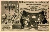 view [Mt. Washington Glass Works advertisement.] [Advertising card] digital asset: [Mt. Washington Glass Works advertisement.] [Advertising card, ca. 1876.]