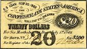 view Twenty Dollar Bond [paper money] digital asset: Twenty Dollar Bond [paper money].