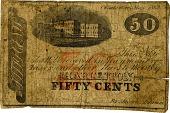 view Fifty Cent Bill [Paper Money] digital asset: Fifty Cent Bill [Paper Money]