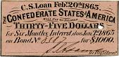 view Thirty-Five Dollar Bond [Paper money] digital asset: Thirty-Five Dollar Bond [Paper money].