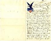 view [Lloyd M. Mayer Letter,] digital asset: [Lloyd M. Mayer Letter,] 1862.