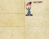 view [James Hilbern Letter,] digital asset: [James Hilbern Letter,] 1864.