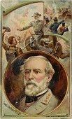 view Gen'l Robert E. Lee [color picture postcard] digital asset: Gen'l Robert E. Lee [color picture postcard].