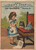 view Use DAISY SOAP.. [Advertising card.] digital asset: Use DAISY SOAP.. [Advertising card.]