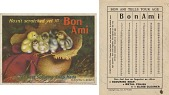 view Hasn't scratched yet !!! Bon Ami. [Advertising card.] digital asset: Hasn't scratched yet !!! Bon Ami. [Advertising card.]
