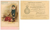 view Sweet Home Family Soap. [Advertising card.] digital asset: Sweet Home Family Soap. [Advertising card.]