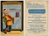 view As Sometimes It May Happen/ That Dirt and Stains Abound... [Advertising card] digital asset: As Sometimes It May Happen/ That Dirt and Stains Abound... [Advertising card, 19th century.]
