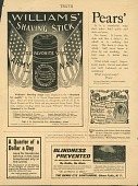 view Williams' Shaving Stick. [Print advertising.] Truth digital asset: Williams' Shaving Stick. [Print advertising.] Truth.