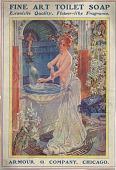 view Fine Art Toilet Soap. [Print advertising.] digital asset: Fine Art Toilet Soap. [Print advertising.] 1901.