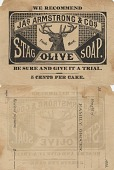 view We Recommend JAs. Armstrong & Cos. Stag Olive Soap. [Receipt.] digital asset: We Recommend JAs. Armstrong & Cos. Stag Olive Soap. [Receipt.]