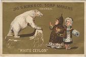 view White Ceylon. [Advertising card.] digital asset: White Ceylon. [Advertising card.]