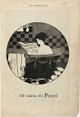 view Of course it's Pears'. [Print advertising.] Cosmopolitan, The digital asset: Of course it's Pears'. [Print advertising.] Cosmopolitan, The. 1896