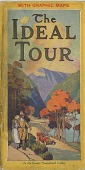 view The Ideal Tour [brochure with maps] digital asset: The Ideal Tour [brochure with maps], 1926.