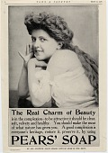 view The Real Charm of Beauty. [Print advertising.] Town & Country digital asset: The Real Charm of Beauty. [Print advertising.] Town & Country. 1906.