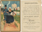 view Convincing. [Advertising card.] digital asset: Convincing. [Advertising card.]