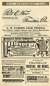 view McGill's Patent Fasteners &c. [sic] [advertisement on page from catalog or magazine digital asset: McGill's Patent Fasteners &c. [sic] [advertisement on page from catalog or magazine, undated.]