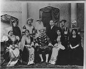 """view [Cast of """"El Cid"""": b&w photoprint] digital asset: [Cast of """"El Cid"""": b&w photoprint]"""