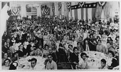 view 7th Annual Convention / The Midwest Federation of American Syrian Lebanon Clubs. [black and white photoprint] digital asset: 7th Annual Convention / The Midwest Federation of American Syrian Lebanon Clubs. [black and white photoprint].