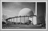 view 5F-134 The Perisphere - N.Y.W.F. [postcard] digital asset: 5F-134 The Perisphere - N.Y.W.F. [postcard].