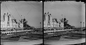 view [Coney Island, low view inside park : Active No. 510 : stereo photonegative.] digital asset: [Coney Island, low view inside park : Active No. 510 : stereo photonegative.]