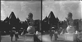 view [Dreamland, Coney Island : stereoscopic photonegative] digital asset: [Dreamland, Coney Island : stereoscopic photonegative, ca. 1904-1905.].