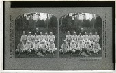 view Base Ball Team, White Oak Cotton Mills. Copyright 1909 : stereoscopic interpositive digital asset: Base Ball Team, White Oak Cotton Mills. Copyright 1909 : stereoscopic interpositive.
