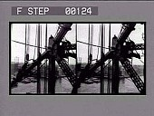 view [Bridge construction, New York : stereoscopic photonegative.] digital asset: [Bridge construction, New York : stereoscopic photonegative.]