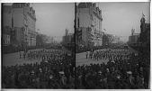 view Pennsylvania Avenue from Treasury to Capitol--President Roosevelt's Inaugural Parade, Washington. [Active no. 7555 : stereoscopic interpositive,] digital asset: Pennsylvania Avenue from Treasury to Capitol--President Roosevelt's Inaugural Parade, Washington. [Active no. 7555 : stereoscopic interpositive,] 1905.